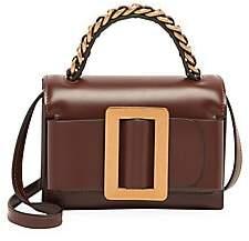 Boyy Women's Fred Buckle Leather Shoulder Bag