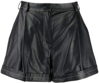 Ruban wide leg shorts