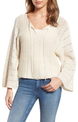 Women's Ella Moss Caprisa Sweater $195 thestylecure.com