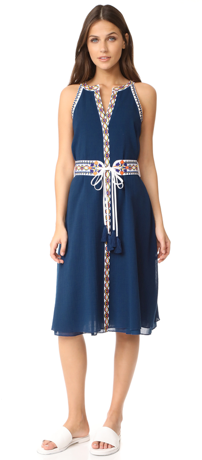 Tory Burch Tory Burch Savannah Dress