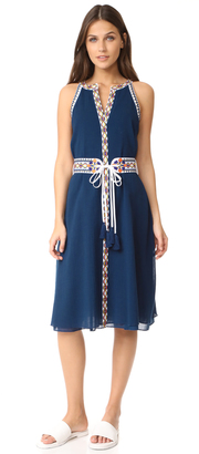 Tory Burch Savannah Dress $450 thestylecure.com