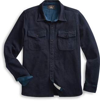 Ralph Lauren Indigo French Terry Shirt