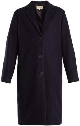 Vanessa Bruno Hemrick peak-lapel wool and alpaca-blend coat
