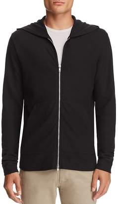 Theory Daulton Ridge Full-Zip Hooded Sweater