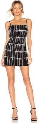 NBD X by Caroline Embellished Mini Dress