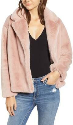 Heartloom Luna Faux Fur Jacket