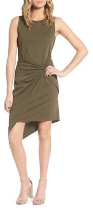 Trouve Twist Front Dress