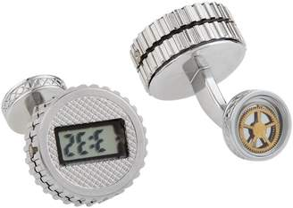 Tateossian Digital Watch Cufflinks