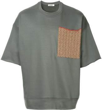 Jil Sander short-sleeve sweatshirt