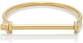Miansai Women's Thin Screw Cuff Bracelet