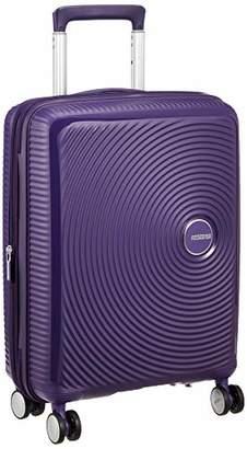 American Tourister (アメリカン ツーリスター) - [アメリカンツーリスター] スーツケース SOUND BOX サウンドボックススピナー55 機内持込可 機内持込可 35L 55cm 2.6kg 32G*91001 91 パープル