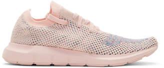 adidas Pink Swift Run PK Sneakers