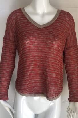 Splendid Multi-Knit Stripe Sweater