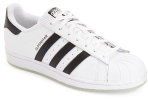Women's Adidas 'Superstar' Sneaker $79.95 thestylecure.com