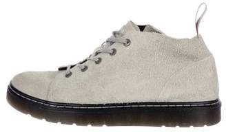 Dr. Martens Baynes Mid Wooly Ankle Boots