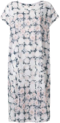 MM6 MAISON MARGIELA printed shift dress