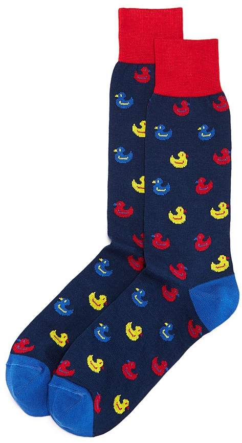 The Men's Store at Bloomingdale's Rubber Duck Socks - 100% Exclusive