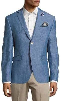 Original Penguin Textured Linen Jacket