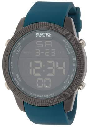 Kenneth Cole Reaction Men's Digital Watch, 40mm