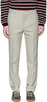 Harmony Beige Peter Wool Trousers