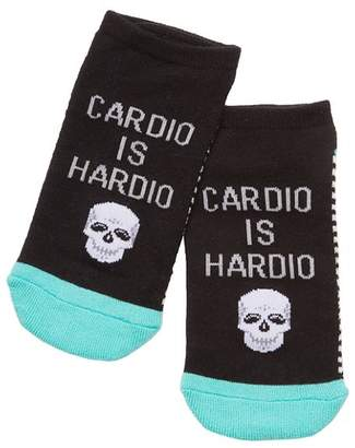 Hot Sox Cardio Is Hardio No-Show Socks