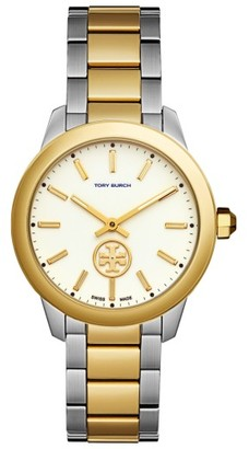 Women's Tory Burch Collins Bracelet Watch, 38Mm $495 thestylecure.com
