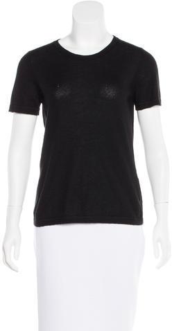 GucciGucci Knit Short Sleeve Top