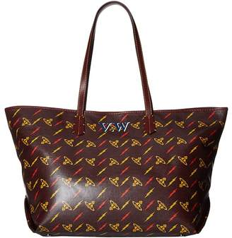 Vivienne Westwood Colette Small Shopper Handbags