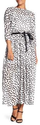 Eva Franco J'Adore Printed Maxi Dress