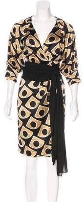 Diane von Furstenberg Lanii Silk Dress