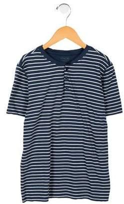 Vince Boys' Striped Knit T-Shirt