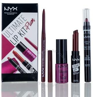 Nyx/ Ultimate Lip Kit Plum