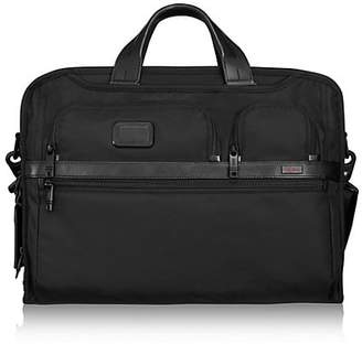 Tumi Compact Large Screen Laptop Briefcase