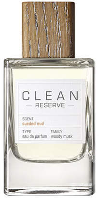 CLEAN Sueded Oud Eau de Parfum, 3.4 oz./ 100 mL