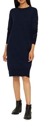 Noisy May Gina Knit Knee-Length Sweater Dress