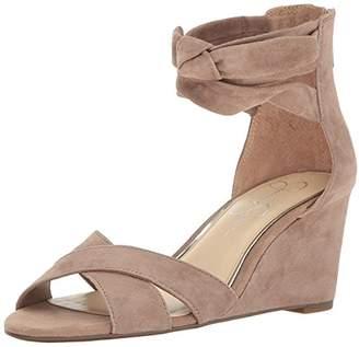 Jessica Simpson Women's Cyrena Wedge Sandal