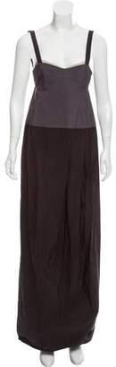 Marni Colorblock Maxi Dress