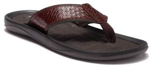 ee726991606 at Nordstrom Rack · Kenneth Cole New York Izzo Flip Flop