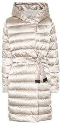 Max Mara S Novef reversible quilted coat