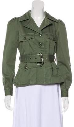 Marc Jacobs Woven Utility Jacket