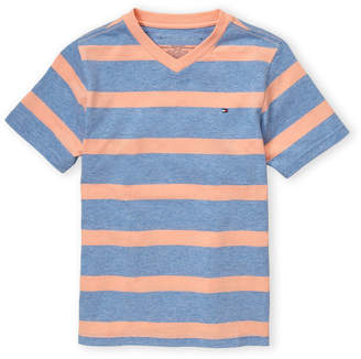 Tommy Hilfiger Boys 8-20) Retro Short Sleeve Stripe Tee