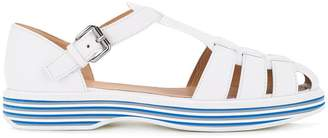 Church's contrast sole sandals