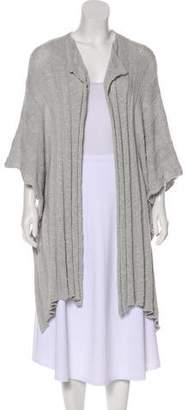 eskandar Longline Knit Cardigan