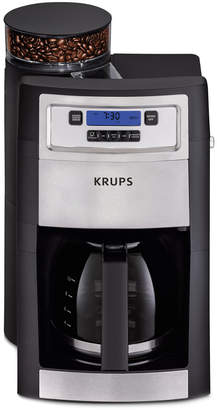 Krups Grind & Brew 10-Cup Coffee Maker