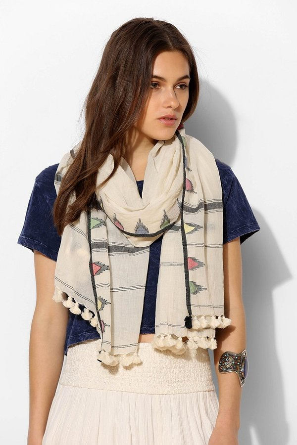 Urban Outfitters AISH Triangle Saatvik Scarf