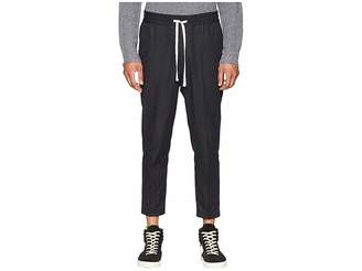 The Kooples Trousers with An Elasticated Waistband