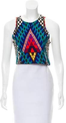 Mara Hoffman Printed Crop Top w/ Tags