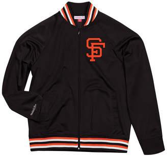 Mitchell & Ness Men's San Francisco Giants Top Prospect Track Jacket
