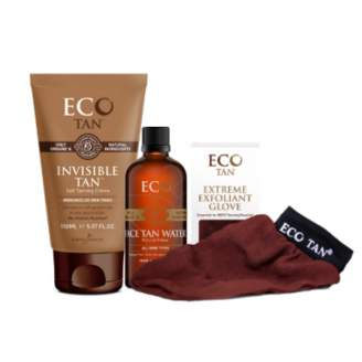 Eco Tan Organic Tanning Pack