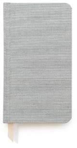 Pencil Striped Petite Journal